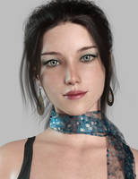 Emma for Genesis 3 and 8 Female by Cherubit