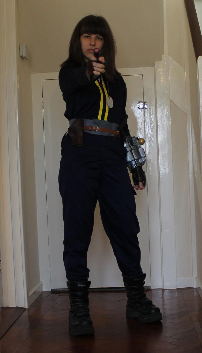 Fallout New Vegas Cosplay 02 by spyder-of-death on DeviantArt