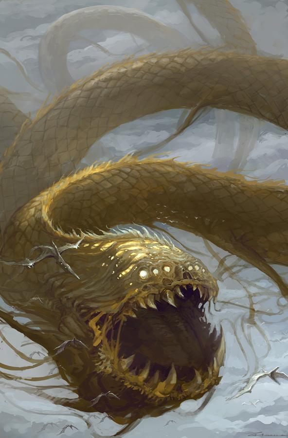 Dragon by ZERG118