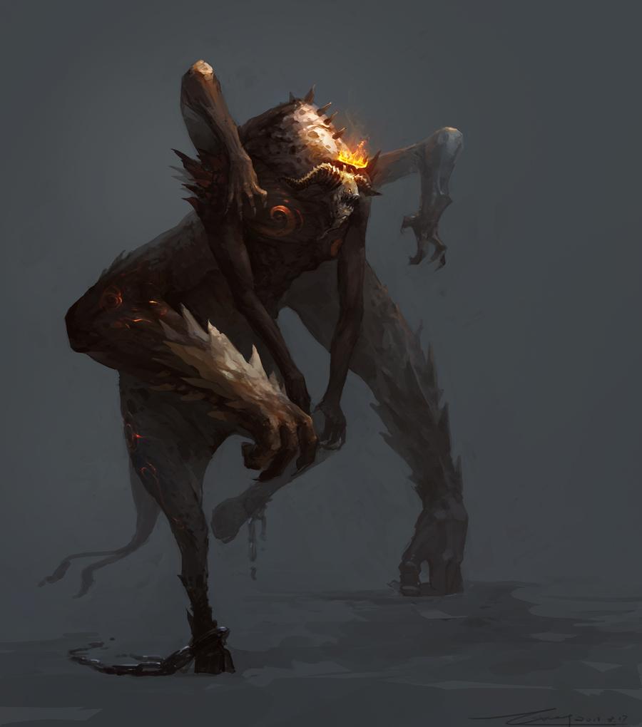 bull devil demon of - photo #18