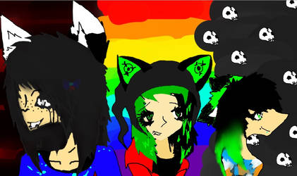 Cover Photo For Amber on FB by firefox099