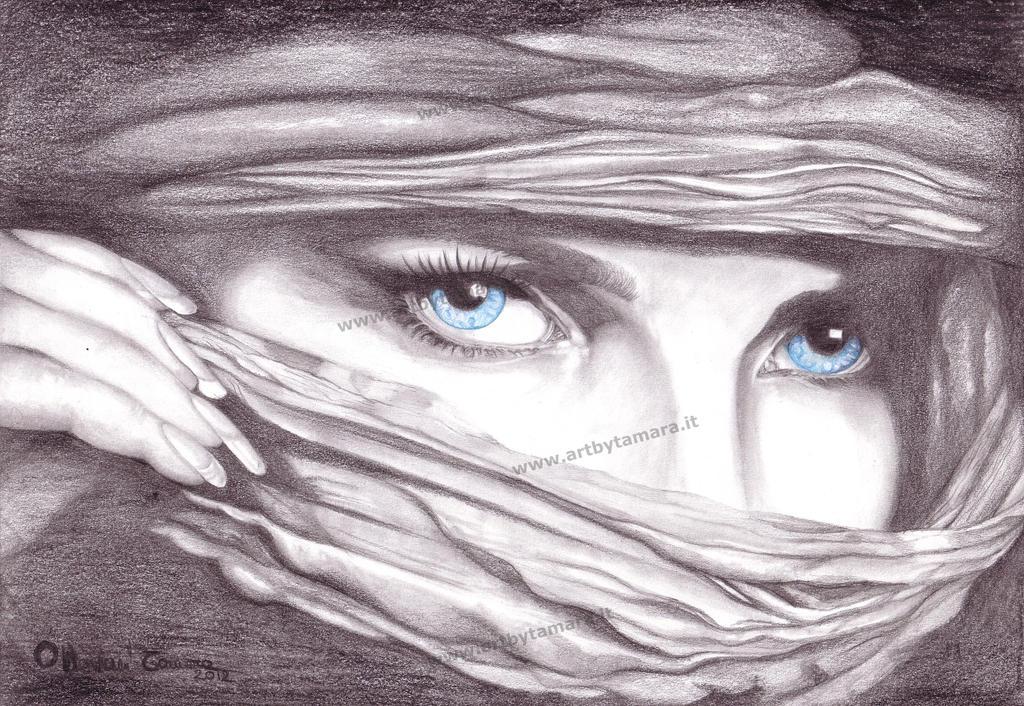 Occhi lo specchio dell 39 anima by artbytamara on deviantart - Occhi specchio dell anima ...