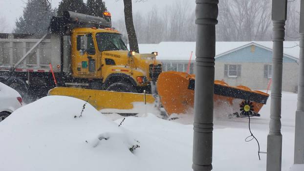 The snowplow
