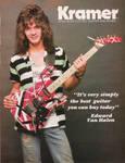 Old Van Halen Guitar Ad