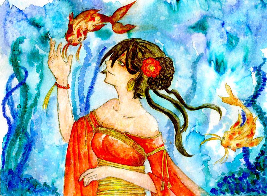 Namida - Koi Symphony by Yune-sama