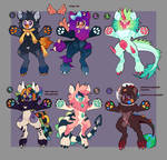 Furby Adopts [$30 each 3/6 open]