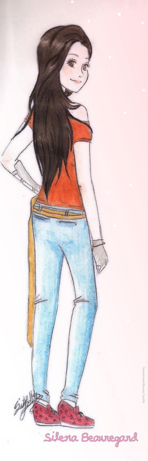 Silena Beauregard by xsweetsillygirl