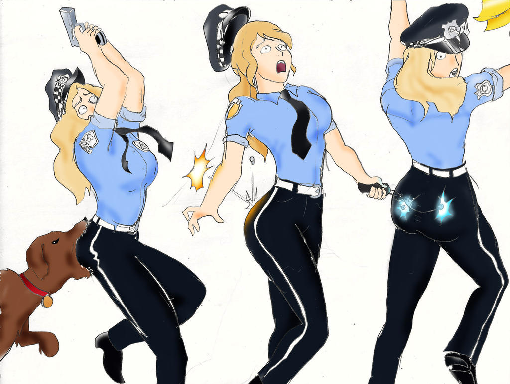 Real woman police officer xxx don039t be 7
