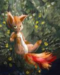 #37 Vulpix Pokemon