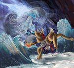 viking caribou Vs windigo