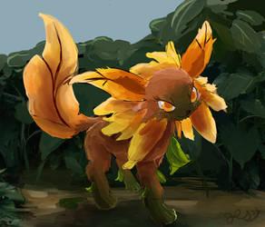 Sunflower Leafoen