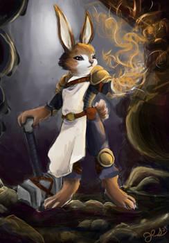 Bunny Paladin