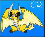 Dragon Hatchling Adopts C2: Light Guardian
