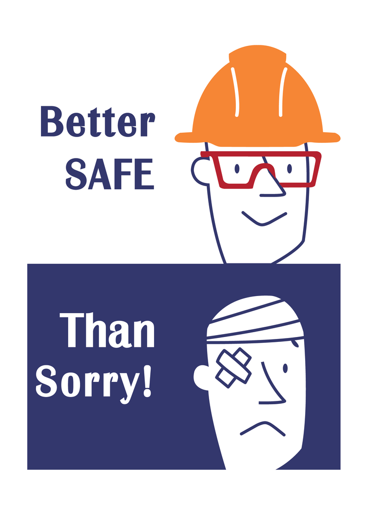 Better safe than sorry