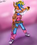 Tawna Bandicoot