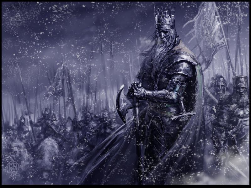 Ice King by bitrix-studio