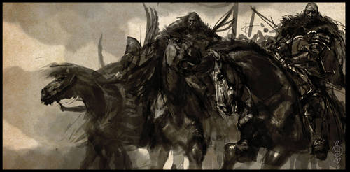 Warriors by bitrix-studio