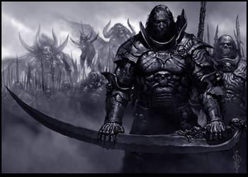 Dark army by bitrix-studio