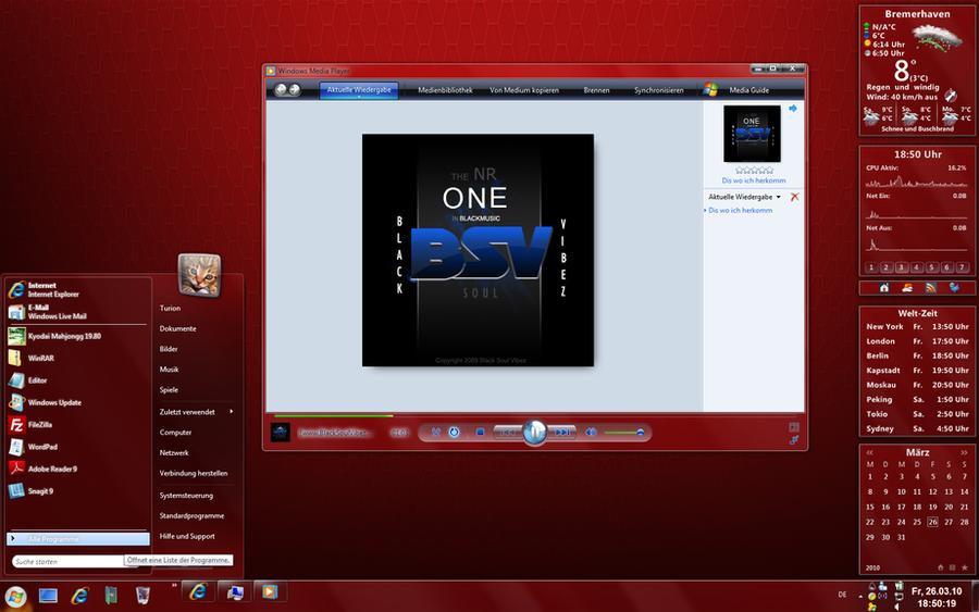 my Vista Desktop - 2010 by jxns66 on deviantART