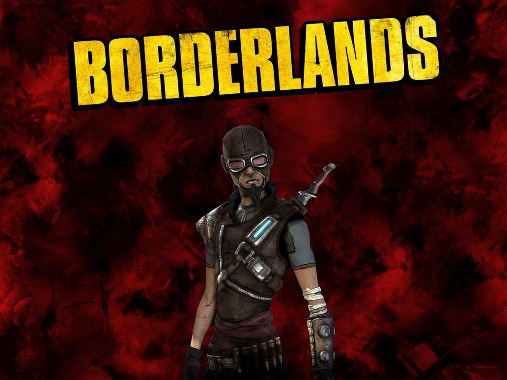 Borderlands Mordecai Wallpaper By UnacceptedDespair On