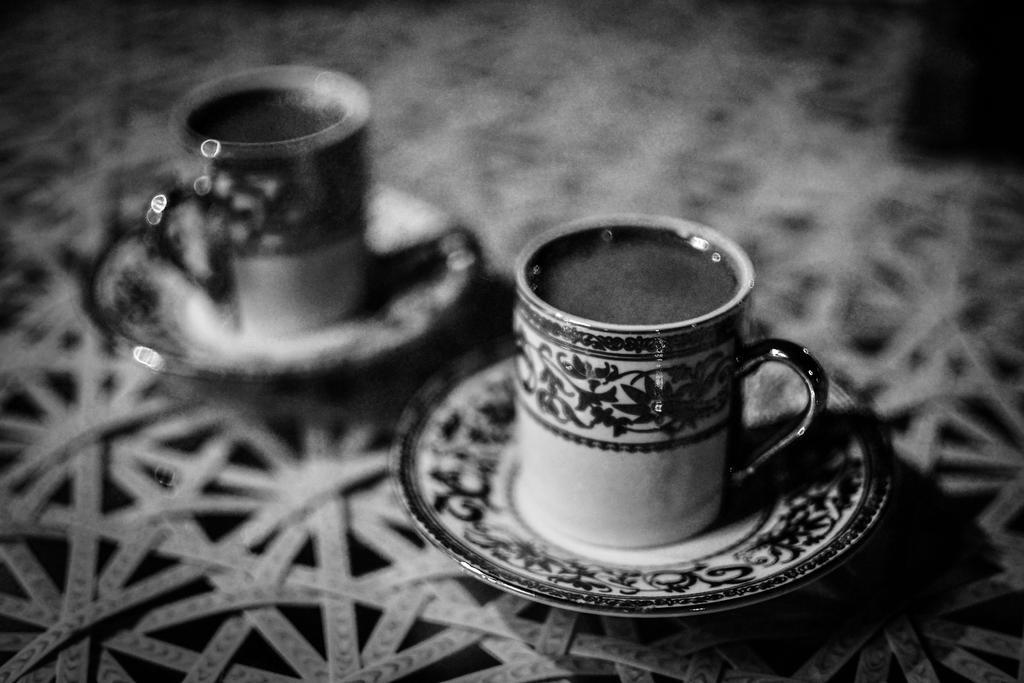 Turkish Coffee by evasamsonova