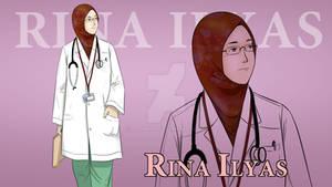 Dr RINA ILYAS - Dr Rin