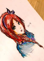 Contest : Lin by Ookami-Nari