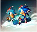 'Sonic The Hedgehog - 20 Natais'