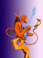 The Devil Played Bass
