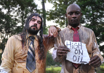 High On Oil by BrokeDickMedia