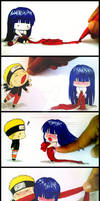 Stripcomic Naruhina The Last