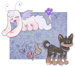 [Day 3] Puppillars Welcome Week Auction!![SOLD]