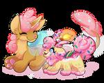 [Pupps] Sprinkle n Cake