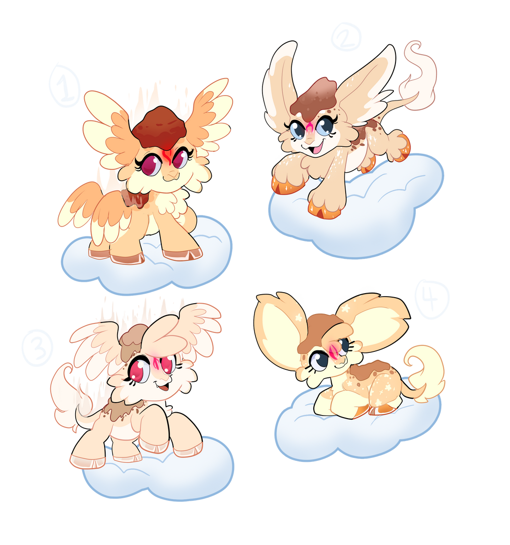 [BBs] ANGEL BABIES!! OTA (CLOSED) (0/4)