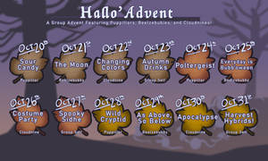 [Pupps C9s BBs] Collab Hallo'Advent! (3/16) OPEN