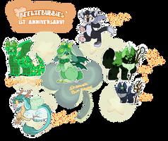 [OPEN] BBs 1st Anniversary XTA!