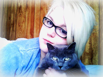 New Hair...New Kitty Cat