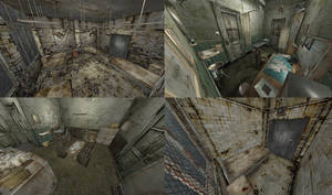 Silent Hill - Brookhaven rooms (download)