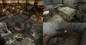 Silent Hill - Brookhaven Stanley rooms (download)