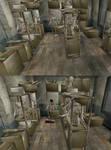 Silent Hill 3 - mannequin Room