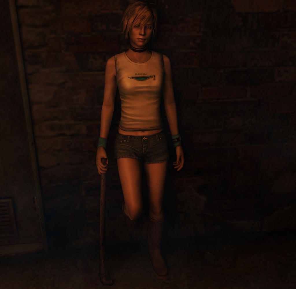 Silent Hill by Mageflower