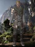 Dragon Age - Cullen casual ferelden (for XPS)