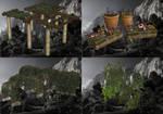 Dragon Age Inquisition - Garden Items part1
