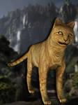 Dragon Age Origins - Cat