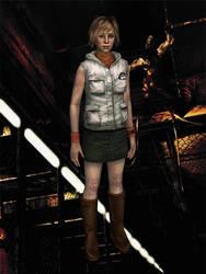 Silent Hill 3 - Heather Mason by Mageflower