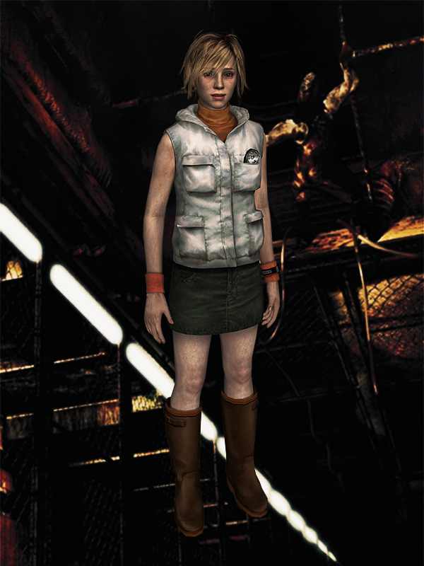 Silent Hill 3 Heather Mason By Mageflower On Deviantart