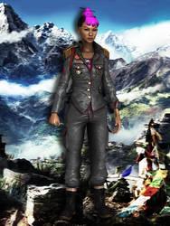 Far Cry 4 - Yuma Lau by Mageflower