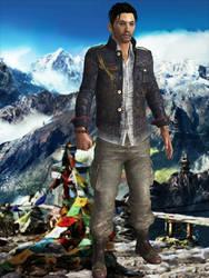 Far Cry 4 - Sabal by Mageflower