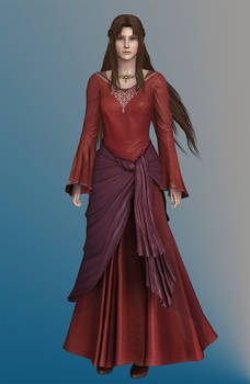 Final Fantasy VII Remake - Ifalna
