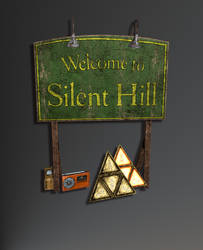 Dead by Daylight - Silent Hill items